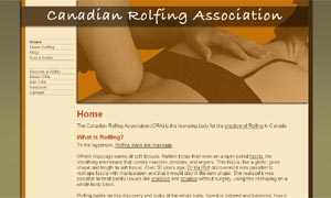 Canadian Rolfing Association